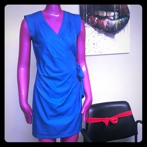 Royal Blue Arc & Co. day to night dress